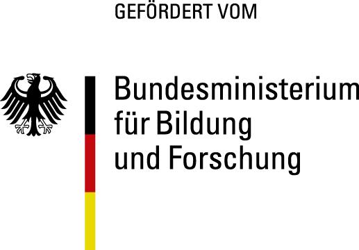 Logo des Bundesministeriums für Bildung und Forschung